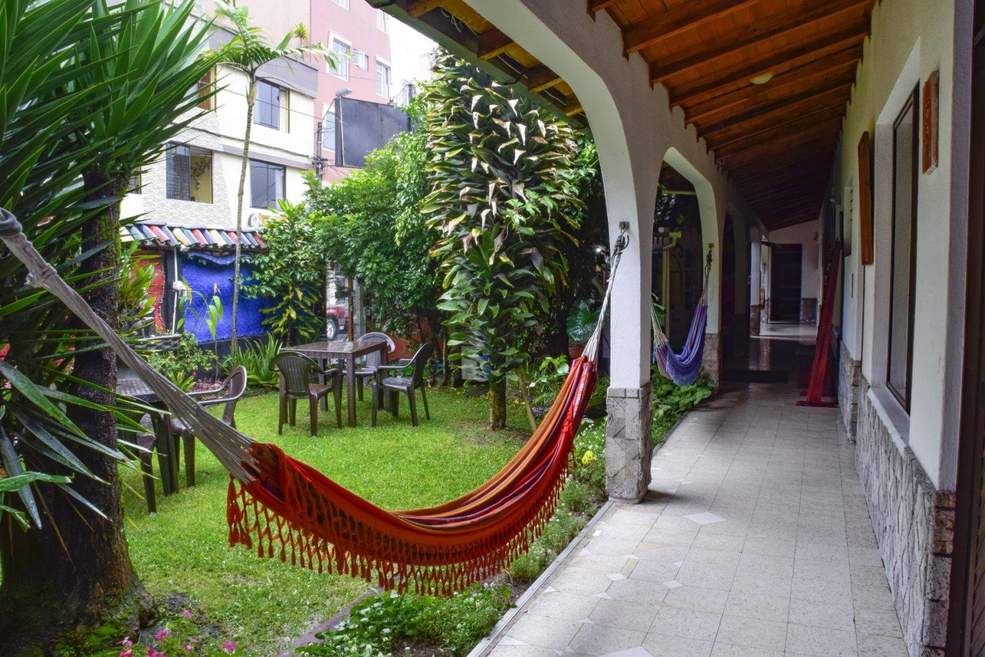 Habitación Matrimonial en Baños Ecuador